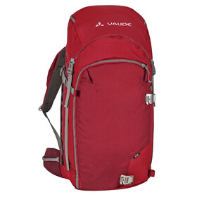 VAUDE ABScond Tour 36+4 - Sac avalanche - rouge
